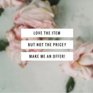 💗😊💐Make Me An Offer!!💗😊💐